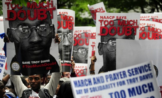 Troy Davis and the new abolitionists