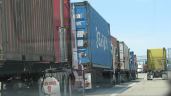 Trucks spew deadly pollution at nation's ports, new reports show