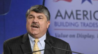 AFL-CIO president issues ringing call for immigrant rights