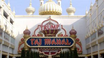 Strike! Nearly 1,000 Trump Taj Mahal workers walk-off job