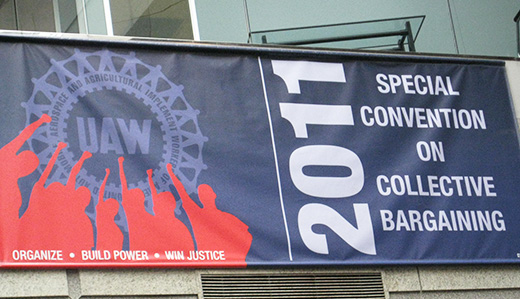"UAW special convention: ""Fight for every worker in America"""
