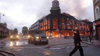 Tottenham unrest a symptom of Tory Britain
