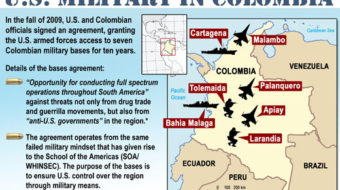 Why is U.S. media silent on Colombia's child rape report?