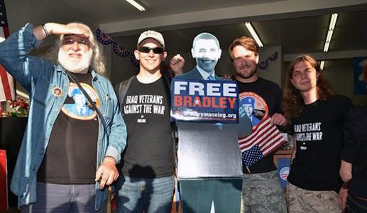 Perspectives on Pfc. Bradley Manning from an anti-war veteran