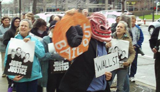 Ohio jobless demand action