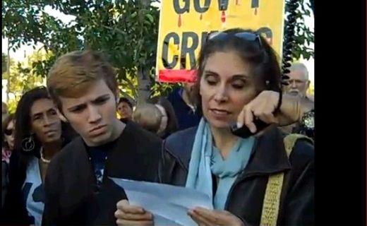 FBI raids spark free speech protests