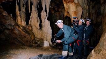 "Werner Herzog goes deep in 3-D ""Cave of Forgotten Dreams"""