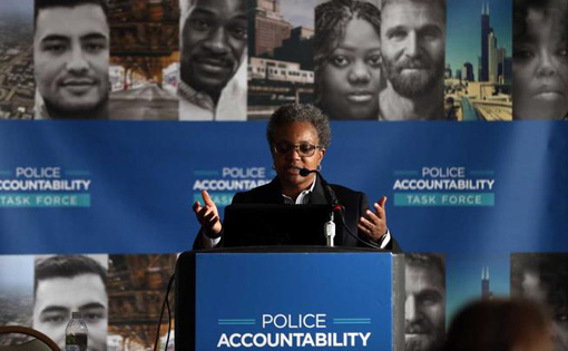 """Police accountability report highlights """"Chicago's shame"""""""