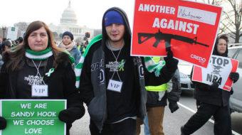 Despite the NRA, most Americans favor gun control