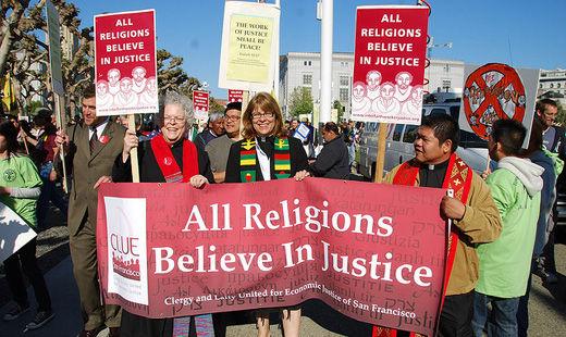 Shop Talk: Faith groups join jobs campaign