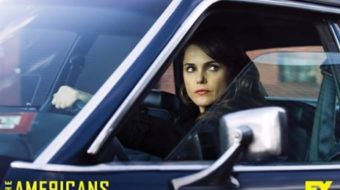 """""""The Americans"""": Christ and the FBI come to dinner"""