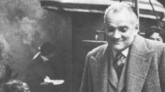 Today in history: Alberto Moravia died in 1990