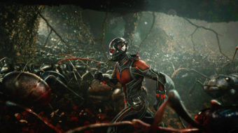 """""""Ant-Man"""" is fun, but never thinks big"""