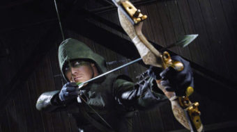 """Arrow"" is sharp, but has yet to hit its mark"