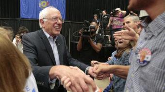 As Bernie Sanders draws 10,000, socialism draws 47 percent