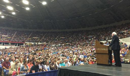 Why I support Bernie Sanders
