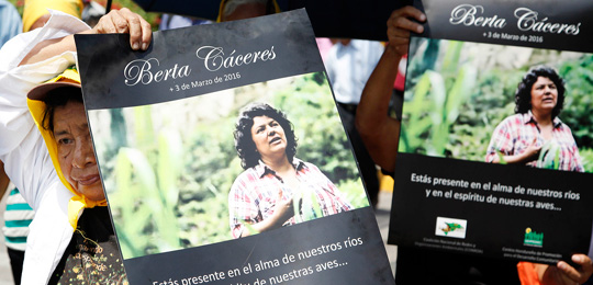 Investors pull funding from contested Honduran hydro project