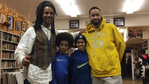 Black history celebration: Up close and personal