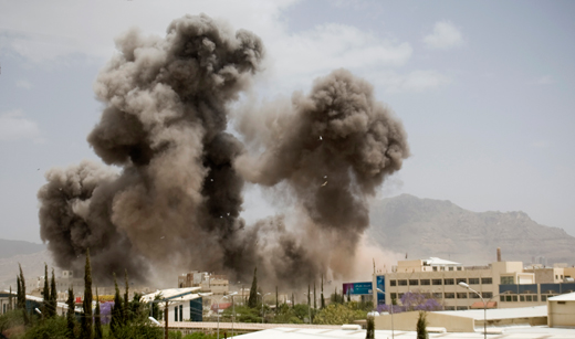 Dangerous game: Yemen and the Congress of Reaction