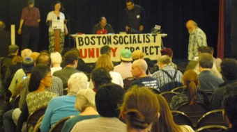 Boston Socialist Unity Project conference aims at left cooperation