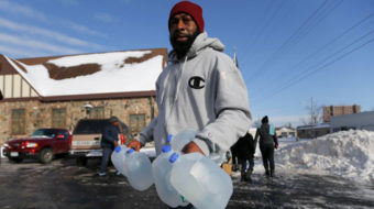 Too late to apologize for poisoning Flint's water supply
