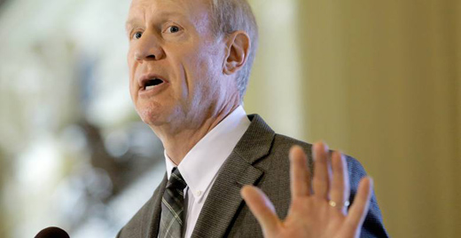 Illinois residents suffering from Rauner's budget standoff