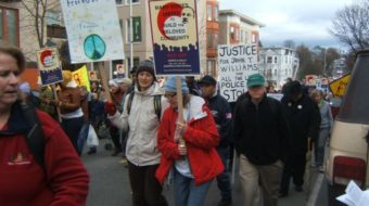 Seattle MLK march message: stop police violence