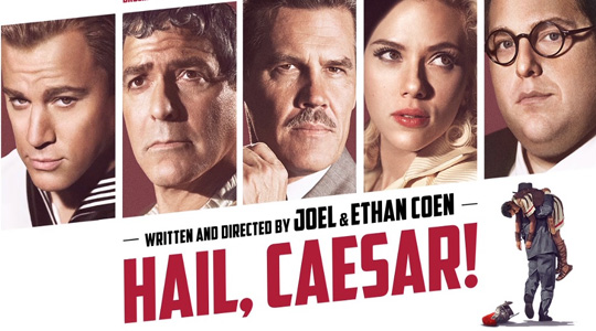 """Hail, Caesar!"" A specter haunts Hollywood in new goofball comedy"