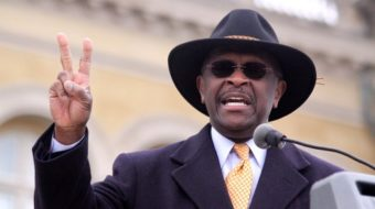 Herman Cain's peculiar politics