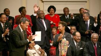 Black lawmakers shake up finance panel vote