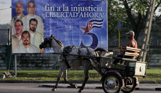 Ailí Labañino in Australia talks about the Cuban Five