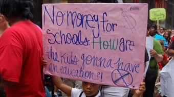 Chicago school boycott demands elected school board