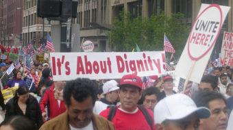 AFL-CIO hails vote on immigration bill, vows work to improve