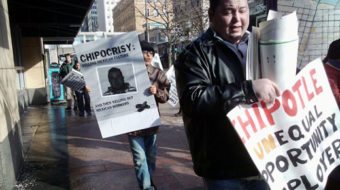 Chipotle fires Mexican workers for crime of working