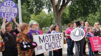 Reproductive clinic law could impact organizers, workers rights