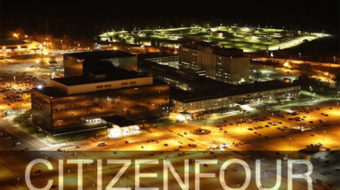 """""""Citizenfour"""": """"The Shock Doctrine"""" plays out in the Patriot Act"""