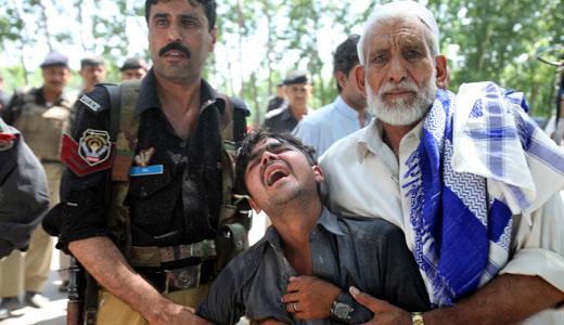 Civilian deaths mount as U.S. drones strike Pakistan