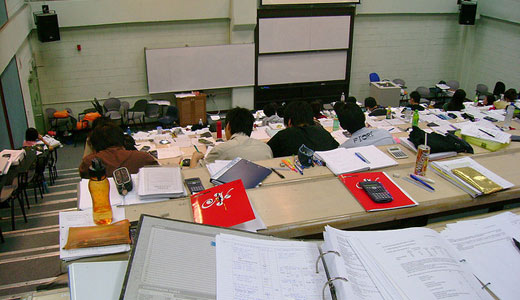 Part-time faculty pay reaching poverty level