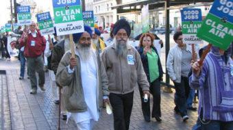 East Coast mayors support LA clean truck program