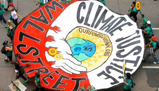 Climate change shows the global stakes of the November elections