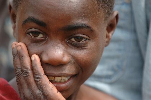 Saving African children