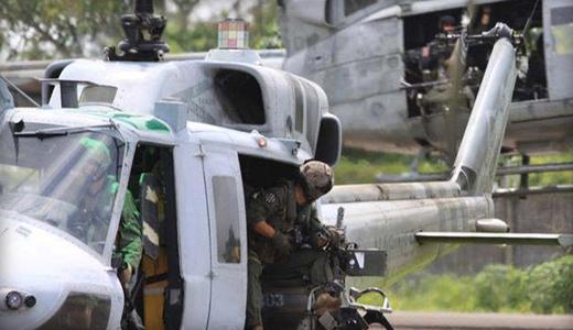 U.S. military intervenes in Latin America, Marines going to Honduras