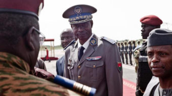 Burkina Faso coup reversed, general arrested