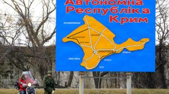 Saber rattling over Ukraine needs to stop