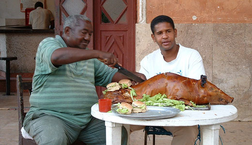 Cuba struggles for food self-sufficiency