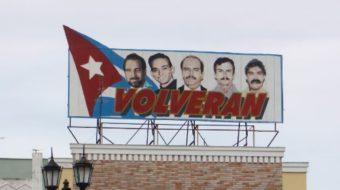 """Giant"" Fernando Gonzalez, Cuban Five prisoner, is home"
