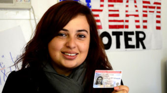 """""""Latino voters have a check to cash"""" for immigration reform"""