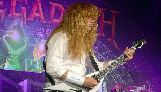 Musicians, shooting victim react to Mustaine's anti-Obama rant