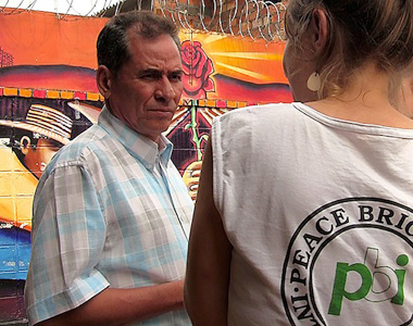 Campaign to free Colombia's David Ravelo draws global support
