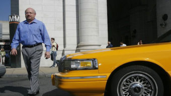D.C. taxi drivers join Teamsters